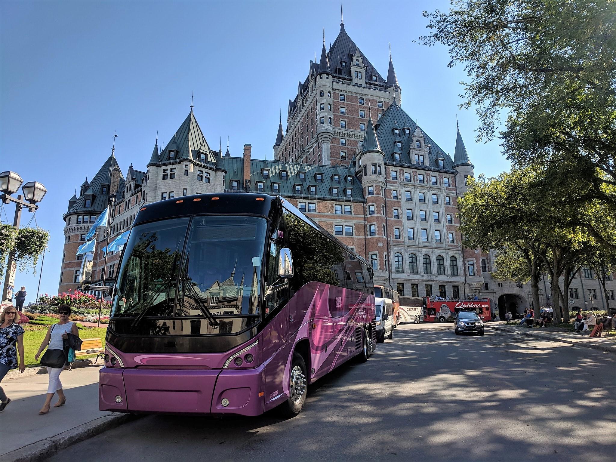 nagel bus tours canada